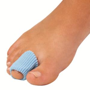 Silicone Finger & Toe Pads - Silipos Antibacterial Digital Pads