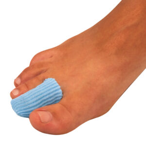 Silipos Antibacterial Digital Toe Caps - Comfort & Odor Protection