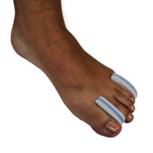 Foam Toe Separators - Silipos Anatomically Designed Toe Spacers