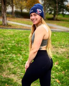 Cooling Shoulder Pad For Contact Sport Pain - Read Kelsi's Story